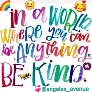 Happy Poshing!😊🌞🌈 Be Kind🥰